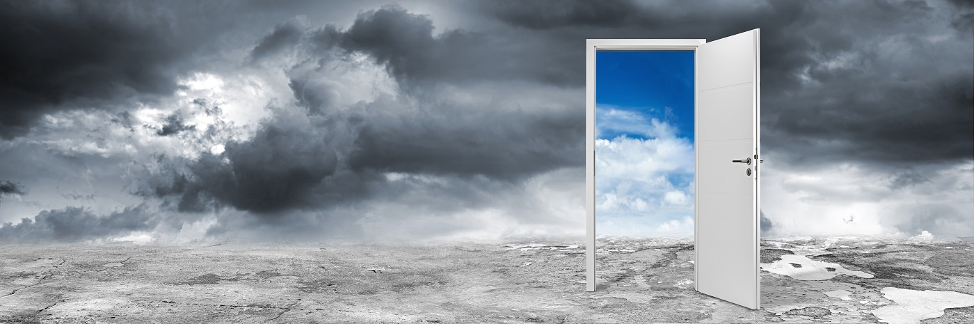 iStock-923274706 - blue sky door against clouds1.jpg
